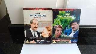 British comedy #2...'Allo 'Allo...Seasons 1 and 2
