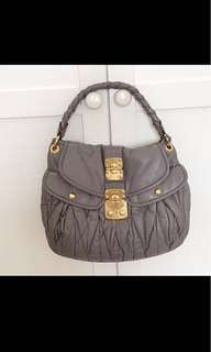 Miu Miu Coffer Handbag