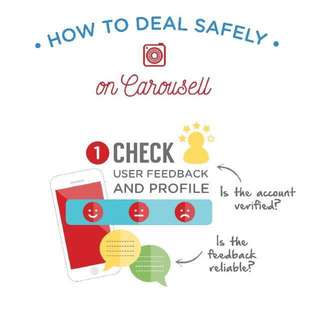 Dealing Safely on Carousell