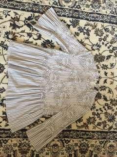 Zara lace top