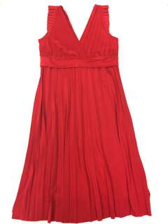 M)phosis Red Dress S/M