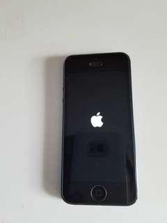 iphone 5 16G 九成新連义機!黑色正貨