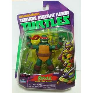 Raphael Teenage Mutant Ninja Turtles Action Figure Toy