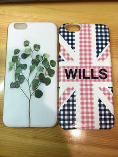Jackwills正版iPhone 6/6s Case