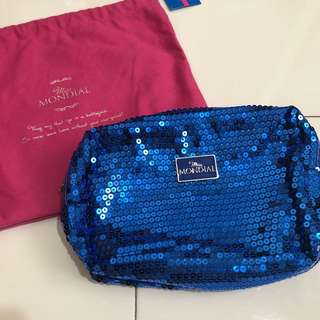 Miss Mondial Makeup Pouch