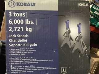 Kobalt 3Tons Jack Stand
