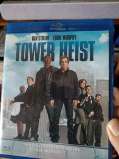 Blu ray, Tower Heist