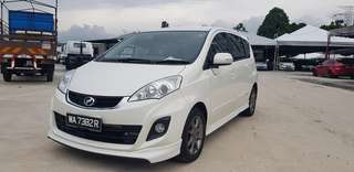 Perodua alza 1.5 advance spec