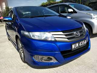 HONDA CITY 1.5 E (A) FULL SPEC WITH PERFECT CONDITION, PADSLE SHIFT 5 SPEED, 4 DISC BRAKE, SAVE PETROL. PLEASE CALL 012-594 7889 BS CHONG