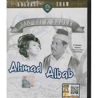 P. Ramlee Saloma Movie DVD Ahmad Albab