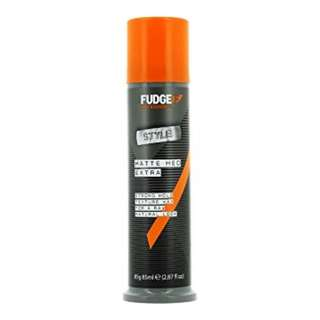 <2 FOR $33> Fudge Matte Hed Extra Hair Wax Mud Gatsby Men Dry Styling