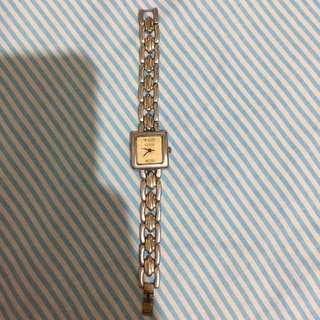 Guess watch 2 tone