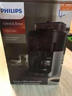 PHILIPS 咖啡機HD7761