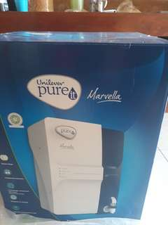 Pure it Unilever Marvella
