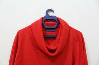 Marks Spencers Sweater in Red size UK 20