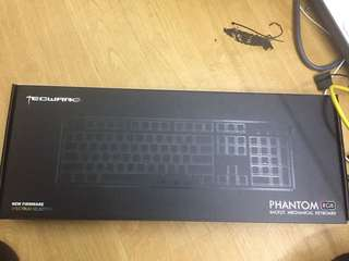 Tecware Phantom 104 RGB mechanical Keyboard