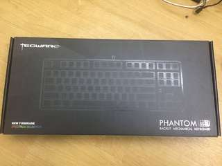 Tecware Phantom 87 RGB keyboard