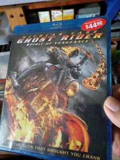 Blu ray, Ghost Rider, brand new