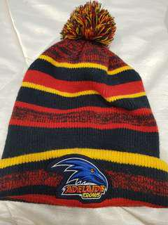 Adelaide crows beanie AFL