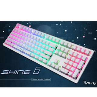 Ducky Shine 6 Snow White Limited Edition