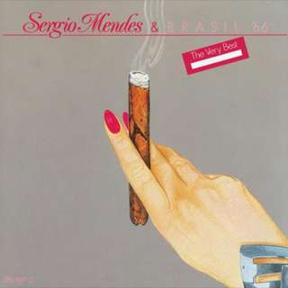 CD Germany Pressing Sergio Mendes & Brasil '66 – The Very Best Greatest Hits