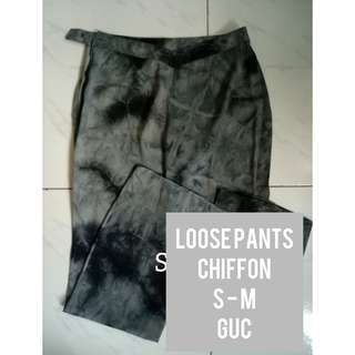 Boho Square Pants
