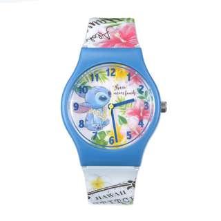 [限時優惠] 日本 Disney Store 直送 Stitch Day 系列史迪仔 Stitch 手錶 / 腕錶