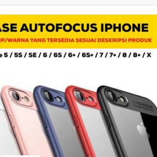Case iphone autofocus