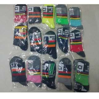 Casual Road Bike Mtb Cycling Socks