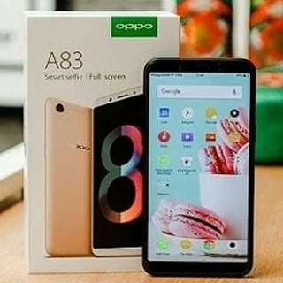 Oppo A83 promo cashback & cicilan