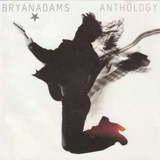 Double CD Bryan Adams – Anthology Greatest Hits best of compilation