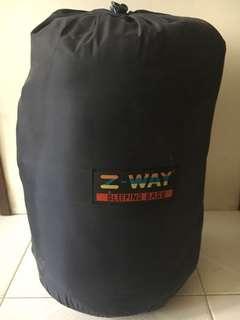睡袋 Sleeping bag 露營