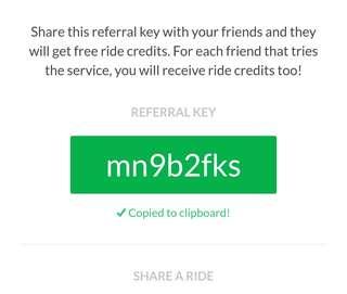 Grab Shuttle Plus Referral Code