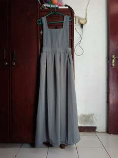 annie overall dress
