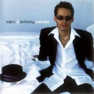 CD Marc Anthony – Mended
