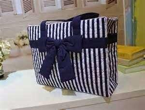 Naraya blue stripes