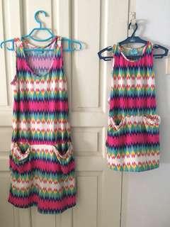 Twilo twinning dress