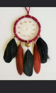 Dreamcatcher small black n brown