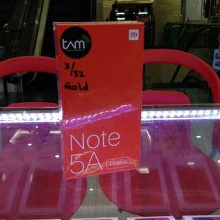 New xiaomi redmi Note 5A