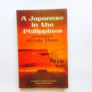 A Japanese in the Philippines