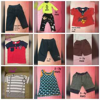 Baby polo, bgosh baby boy 1-4y