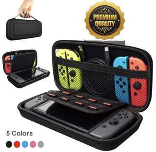 Hard Protective Handle Carry Case For Nintendo Switch
