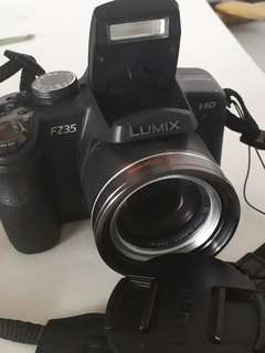 Camera Panasonic Lumix FZ35