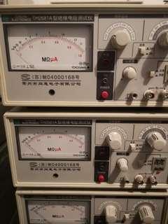 TH2681A(绝缘电阻测试仪)