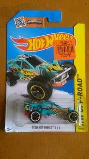 Hot Wheels Reg Treasure Hunt