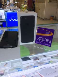 Iphone 7 128gb kredit aeon / cash