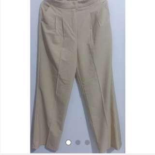 (Free ongkir) Celana kulot premium