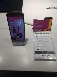 Samsung J4 Kredit Bunga 0%