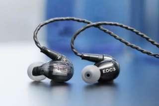 Nuforce EDC3 / EDC 3 in-ear Monitor earphone - Massdrop