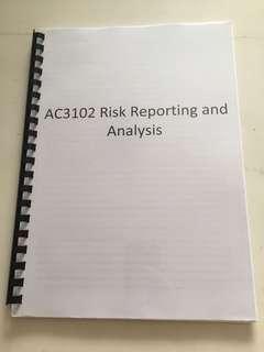 AC3102 Bible